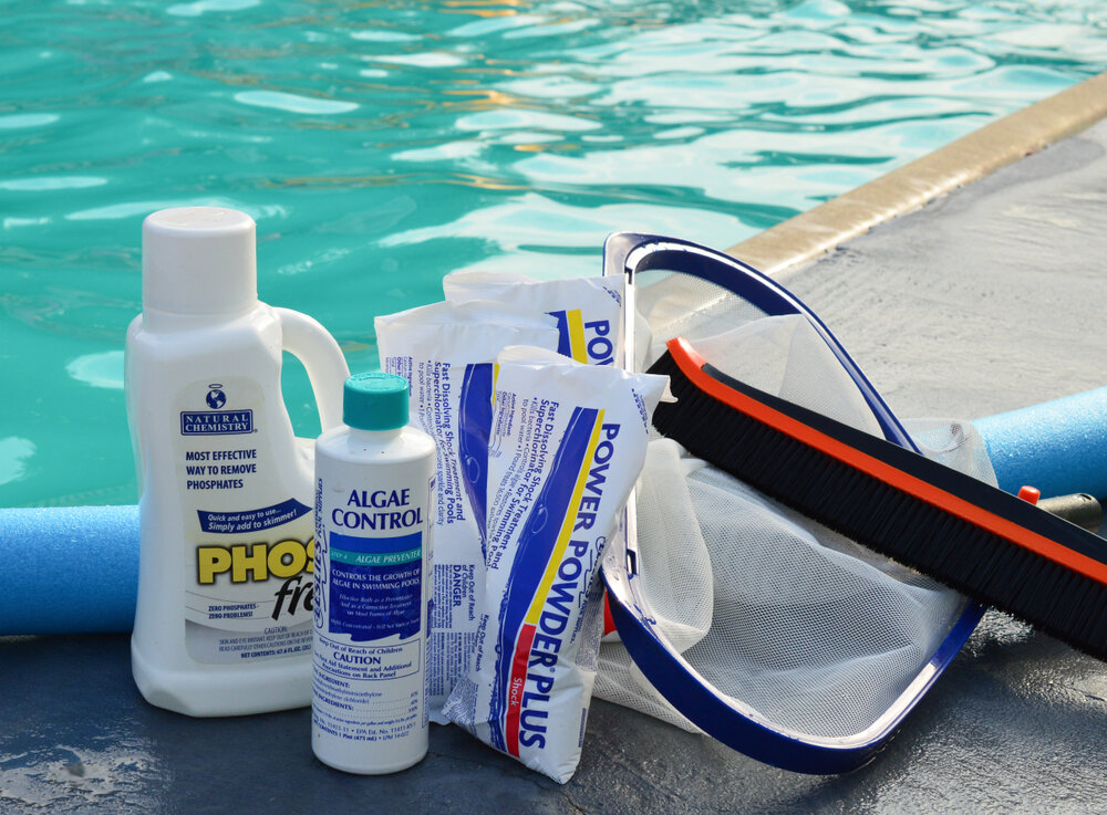 How to Get Rid of Too Much Algaecide in Pool